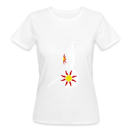 Solaire, Knight of Astora - T-shirt ecologica da donna