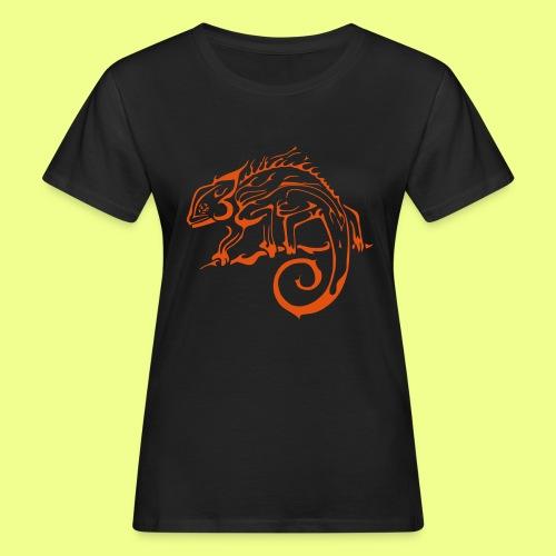 iguana - Camiseta ecológica mujer