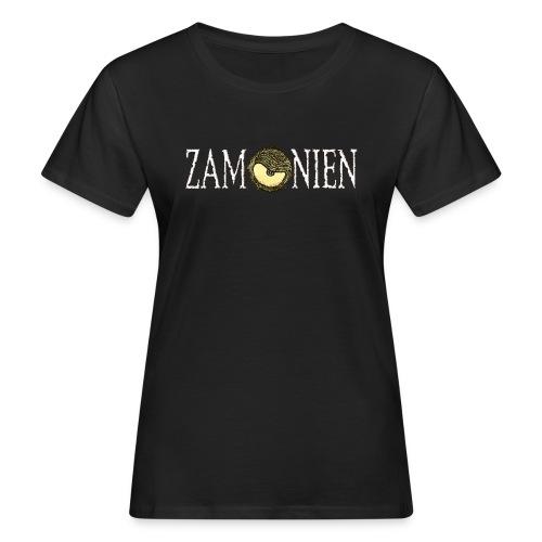 Zamonien - Frauen Bio-T-Shirt