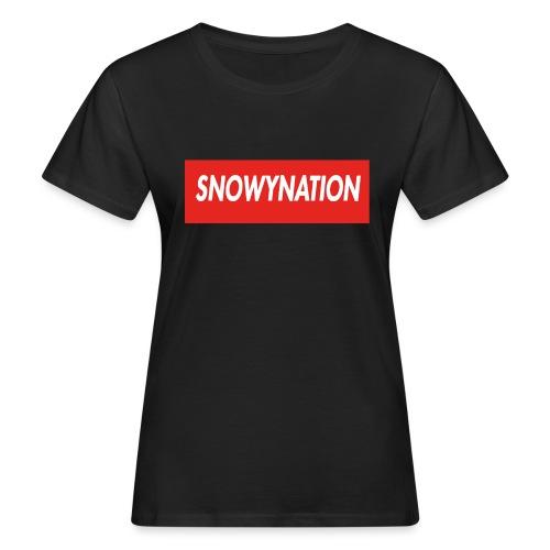 supr2 png - Ekologisk T-shirt dam