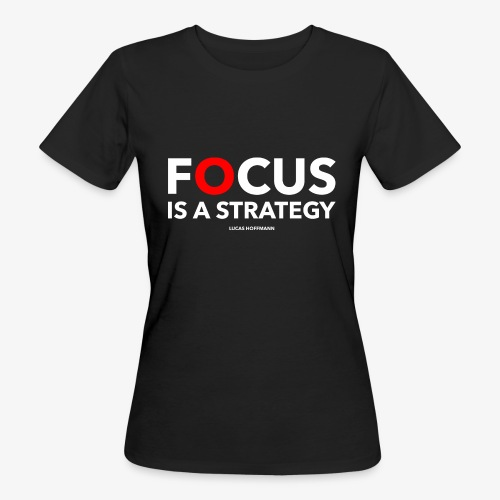 FOCUS - Frauen Bio-T-Shirt