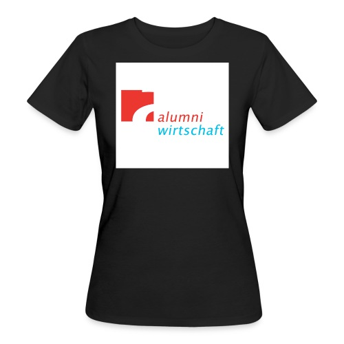 Alumni Logo Idee jpg - Frauen Bio-T-Shirt