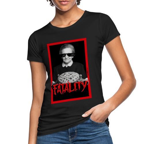 Fatality - T-shirt ecologica da donna