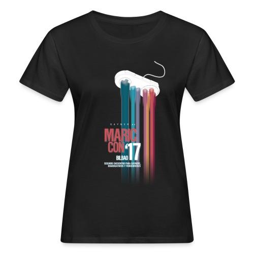 Logo MaricCon 2017 - Camiseta ecológica mujer