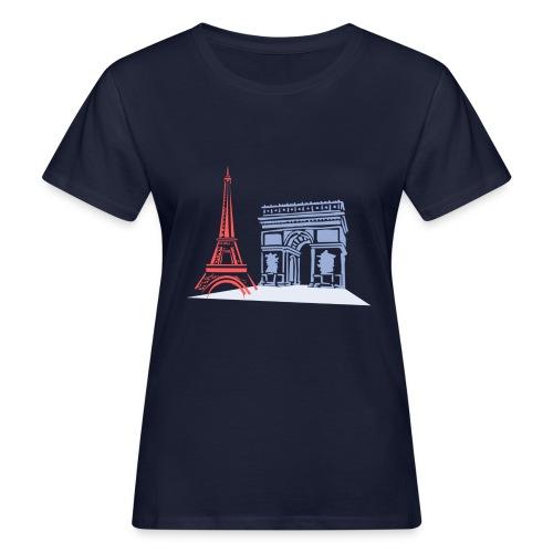 Paris - T-shirt bio Femme