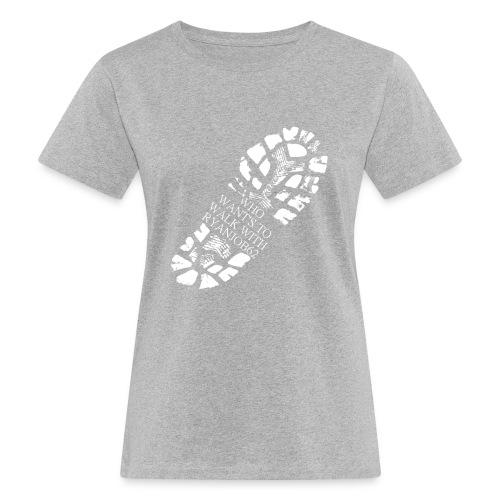Walk With Ryanjob62 - Women's Organic T-Shirt