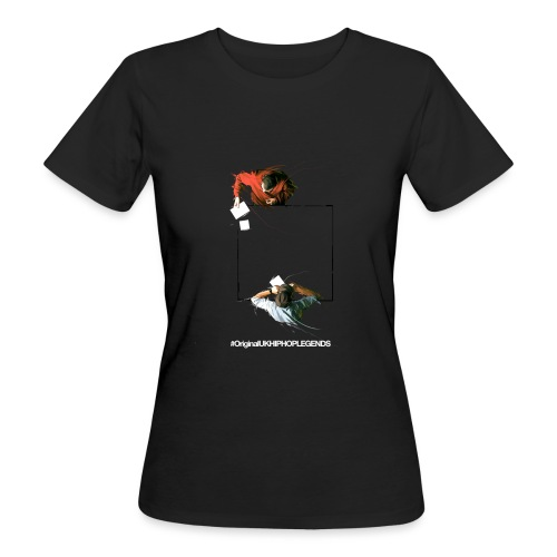 MARK B & BLADE - Women's Organic T-Shirt