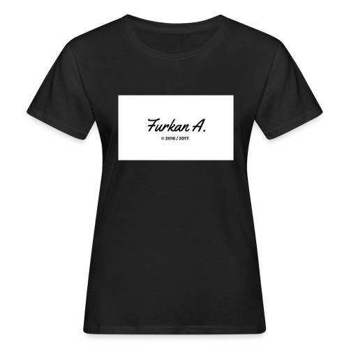 Furkan A - Rode Sweater - Vrouwen Bio-T-shirt