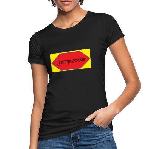 Jasonpczocker Design für gelbe Sachen - Frauen Bio-T-Shirt