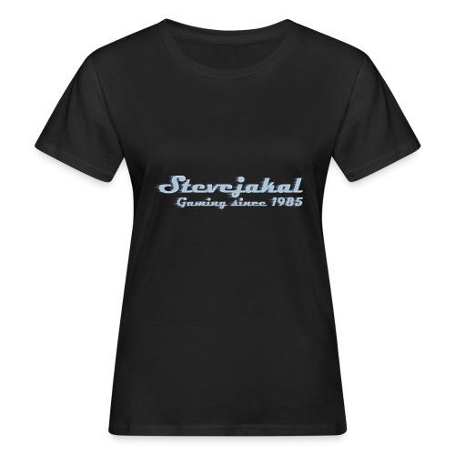 Stevejakal Merchandise - Frauen Bio-T-Shirt