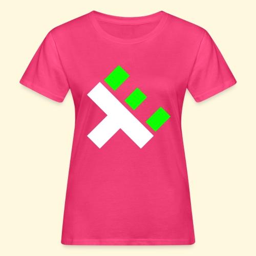 xEnO Logo - xEnO horiZon - Women's Organic T-Shirt