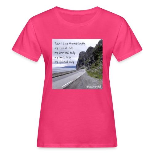 My bodys - Naisten luonnonmukainen t-paita