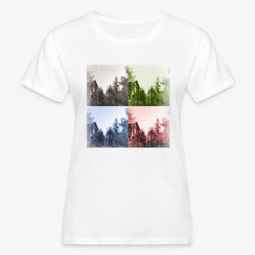 Torppa - Naisten luonnonmukainen t-paita