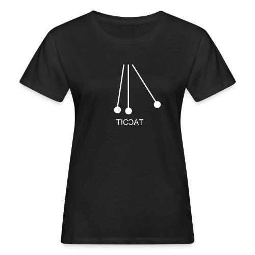 tictac T-shirt - T-shirt bio Femme