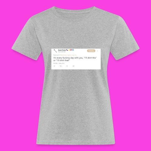 Ieuan Tweet - Women's Organic T-Shirt