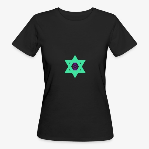 Star eye - Women's Organic T-Shirt