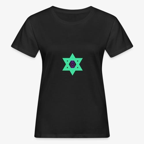 Star eye - Women's Organic T-Shirt