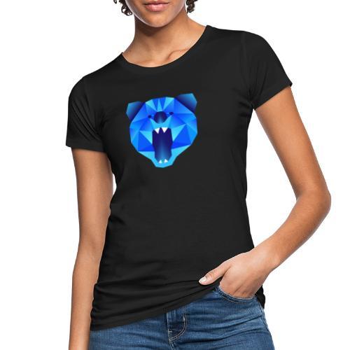 Polygon Bär - Frauen Bio-T-Shirt