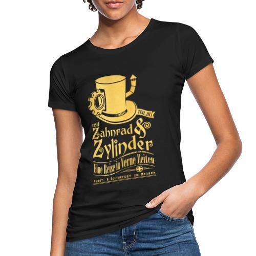 ZuZ 2019 Brustmotiv - Frauen Bio-T-Shirt