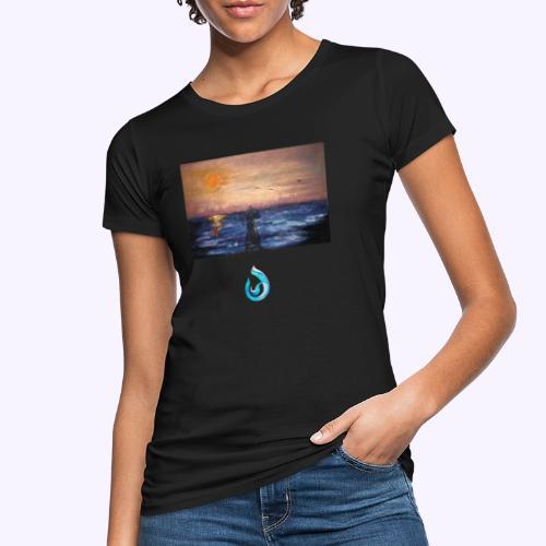 Sunrise - T-shirt ecologica da donna