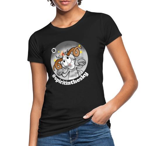 Astrokatze Widder - Frauen Bio-T-Shirt