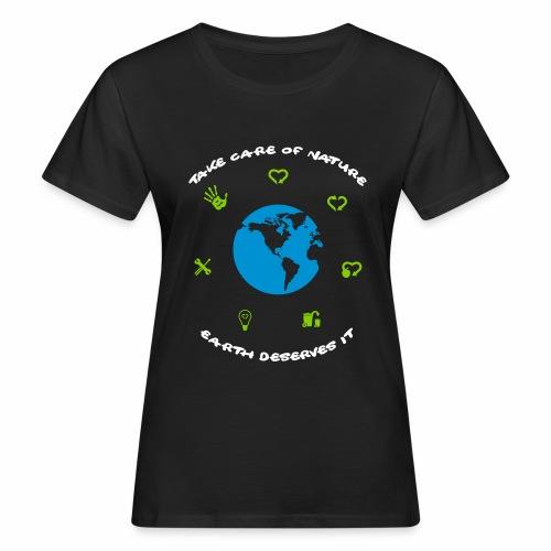 0 déchet - T-shirt bio Femme