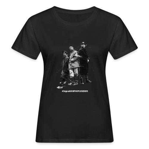 3 KNIGHTS (STANDING OVATION) - Women's Organic T-Shirt