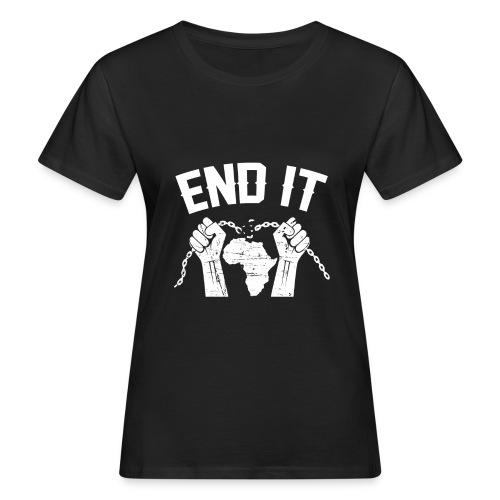 BANTU édition - T-shirt bio Femme