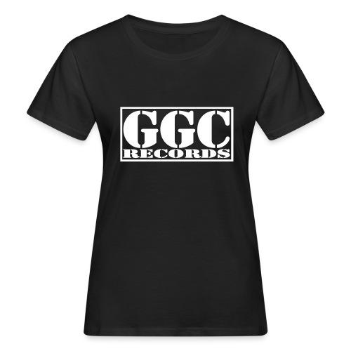 GGC-Records Label-Stempel - Frauen Bio-T-Shirt