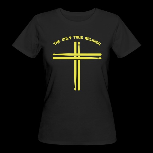 True Religion - Frauen Bio-T-Shirt