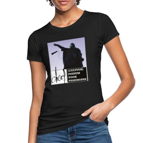 Artevelde drops the mike - Vrouwen Bio-T-shirt