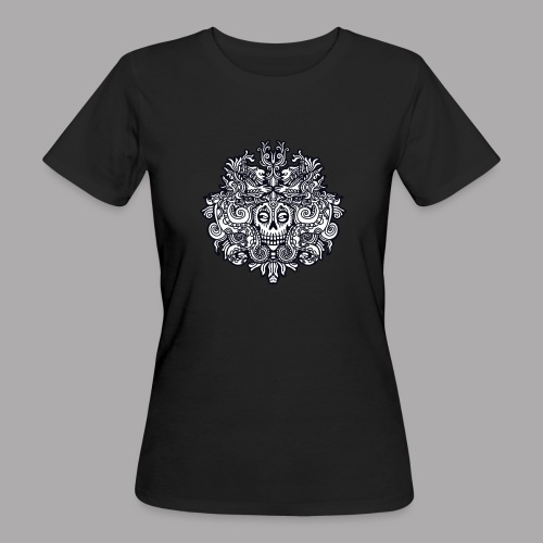 xibalba black - Women's Organic T-Shirt