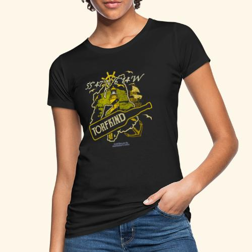 Whisky T Shirt Design Islay Single Malt Peat Torf - Frauen Bio-T-Shirt