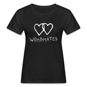wombmates - Vrouwen Bio-T-shirt