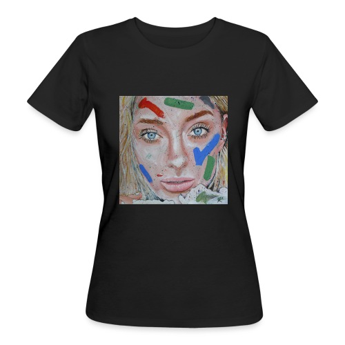 Anna - T-shirt ecologica da donna