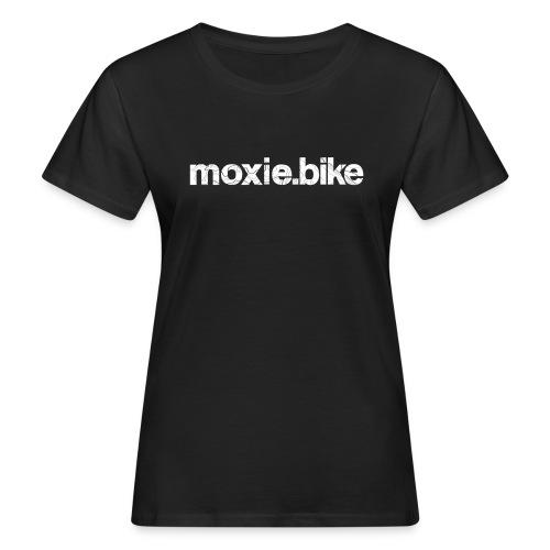 moxie.bike contour lines - Women's Organic T-Shirt