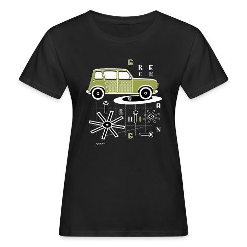 GREENWASHING - T-shirt ecologica da donna