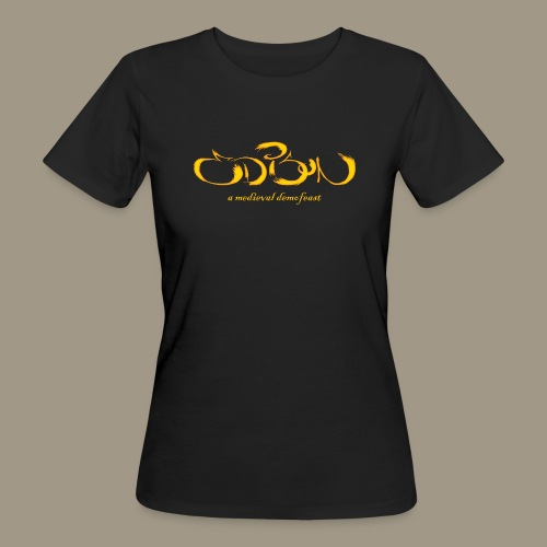 Edison 2018: A Medieval Demofeast T-SHIRTS & TOPS - Ekologisk T-shirt dam