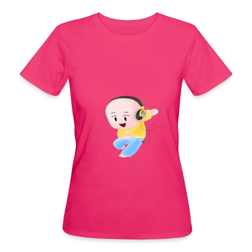 DJ ME - T-shirt ecologica da donna