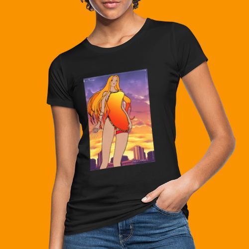 Lady Sunset - T-shirt bio Femme
