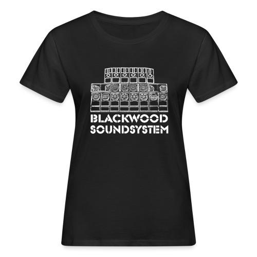 Soundsystem - Frauen Bio-T-Shirt