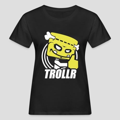 TROLLR Like - T-shirt bio Femme