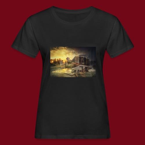 Landhaus - Frauen Bio-T-Shirt