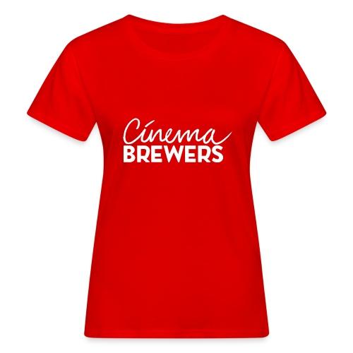 Cinema Brewers - Vrouwen Bio-T-shirt