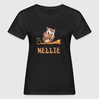 Owl Nellie - Women's Organic T-shirt