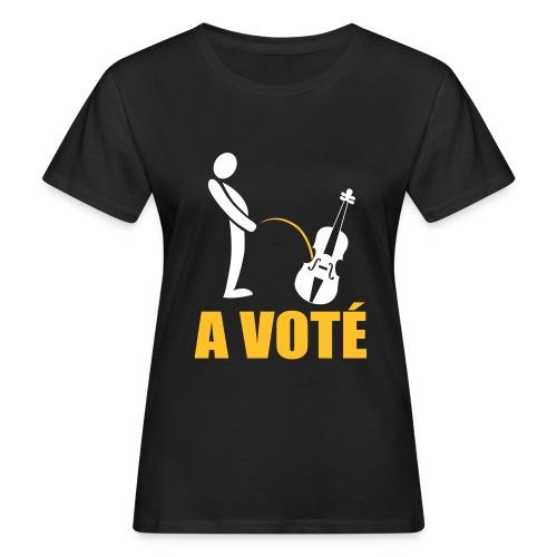 A voté - T-shirt bio Femme
