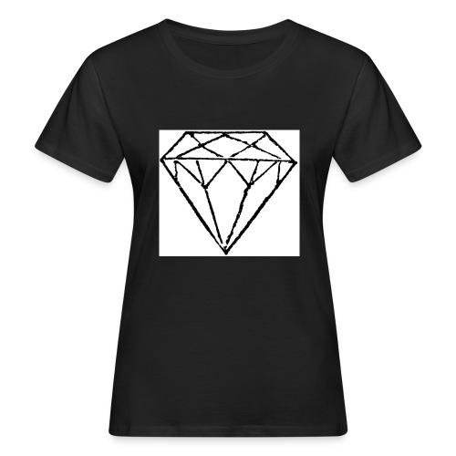 Diamond - Ekologisk T-shirt dam