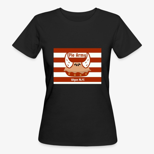 Pie Army - Women's Organic T-Shirt