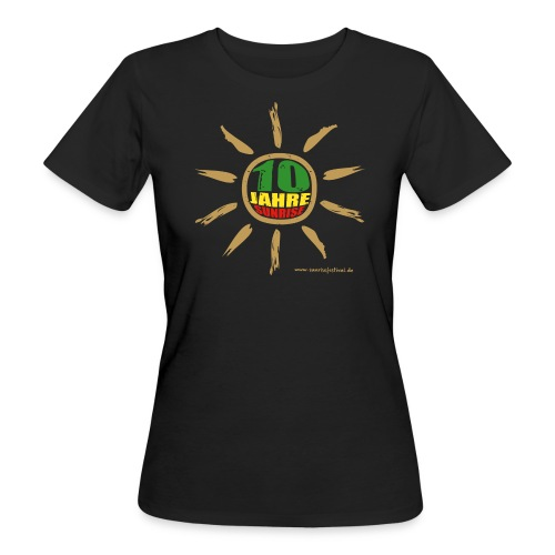 Sunrise Shirt 2016 - Frauen Bio-T-Shirt