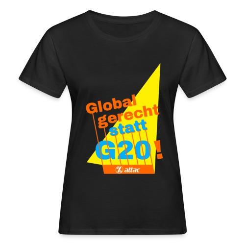 g20-shirts - Women's Organic T-Shirt